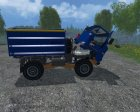 IFA L60 Conow V 1.0 для Farming Simulator 2015 вид изнутри