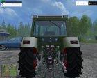 Fendt Farmer 310 LSA v2.0 для Farming Simulator 2015 вид слева