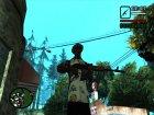 Пак русского оружия for GTA San Andreas left view