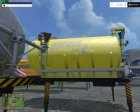 AR Fertilizers And Spraying V 1.1 для Farming Simulator 2015 вид сзади слева