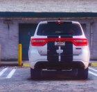 Dodge Durango SRT HD 2018 1.6 for GTA 5 top view