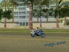 Спавн PCJ-600 for GTA Vice City rear-left view