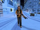 Skin HD GTA V Michael De Santa v2 for GTA San Andreas inside view