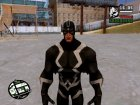 Black Bolt for GTA San Andreas inside view