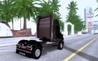 Scania 580 (TORPEDO) for GTA San Andreas rear-left view