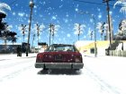 Winter ENB version (Low PC) для GTA San Andreas вид изнутри