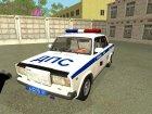 Пак Русских Полицейских Машин  top view