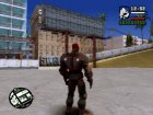 Red Skull skin для GTA San Andreas вид сверху