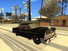 Chevrolet Bel Air 1956 Rat Rod Street for GTA San Andreas left view
