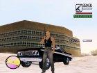 Вин Дизель for GTA San Andreas left view