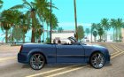 Chrysler 300C Roadster BETA для GTA San Andreas вид сверху