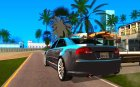Audi A8 Tuned for GTA San Andreas rear-left view