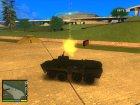 Российская армия для GTA San Andreas вид слева