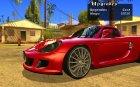 Колёса из игры Juiced 2.Pack#1 for GTA San Andreas side view