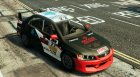 Mitsubishi Lancer Evolution IX v0.1 for GTA 5 top view