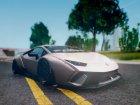 Lamborghini Huracan Performante Liberty Walk 2018 для GTA San Andreas вид слева
