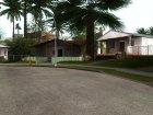 Улучшенный Grove Street и Вокзал LS для GTA San Andreas вид слева