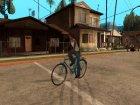 Сборник русских велосипедов от Михаила Пасынкова for GTA San Andreas top view