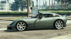 TVR Sagaris for GTA 5 left view