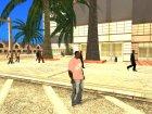 Перезарядка оружия для GTA San Andreas вид изнутри