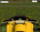 Canam 1000XT for Farming Simulator 2015 inside view