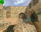 Штык-нож - Мёртвый космос for Counter-Strike 1.6 left view