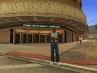 Сохранение в Олд-Вентурас-Стрип for GTA San Andreas back view