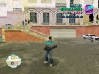 Hud mod for GTA Vice City rear-left view