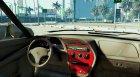 Peugeot 306 for GTA 5 inside view