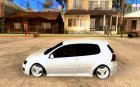 VW Golf Mk5 - ODT for GTA San Andreas left view