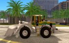 Caterpillar 966 G II for GTA San Andreas left view