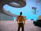 Ogloc в HD for GTA San Andreas rear-left view