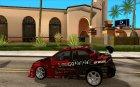 Mitsubishi Evo 9 Touge Union for GTA San Andreas left view