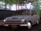 Lotus Cortina 1966 for GTA San Andreas inside view