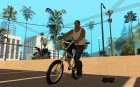 Пак велосипедов от Elaman24 для GTA San Andreas вид сверху