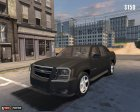 Chevrolet Avalanche 2008 for Mafia: The City of Lost Heaven left view
