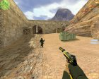 Usp-S Орион for Counter-Strike 1.6 left view
