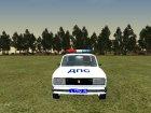 Государственный транспорт РФ for GTA San Andreas rear-left view