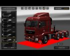 MAN TGS for Euro Truck Simulator 2 inside view