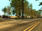 Улучшенный Grove Street и Вокзал LS for GTA San Andreas back view