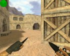CS GO Shadow daggers for Counter-Strike 1.6 left view