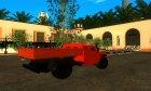 ГАЗ - 2330 СПМ Опытный образец для GTA San Andreas вид сзади слева