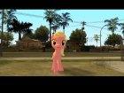 Lily (My Little Pony) for GTA San Andreas left view
