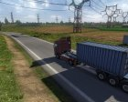 RED Expert v2.0 for Euro Truck Simulator 2 left view