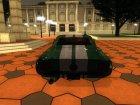 Ford Mustang GT fnf 3 для GTA San Andreas вид сверху
