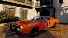 1970 Dodge Charger R/T 4.0 for GTA 5 inside view