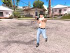Skin HD GTA V Online 2015 в цилиндре for GTA San Andreas top view