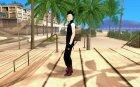 Тилль Линдеманн for GTA San Andreas left view