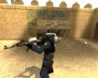 Comic SAS By Slibu for Counter-Strike Source top view