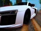 2017 Audi R8 V10 Vorsteiner для GTA San Andreas вид сбоку